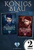 Königsblau: Die E-Box zur märchenhaft-düsteren Reihe über den sagenumwobenen König Blaubart!