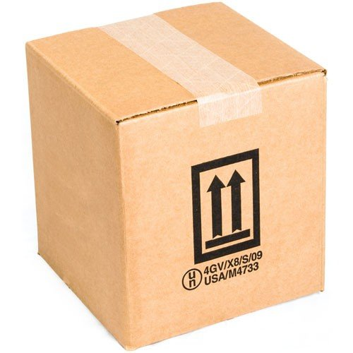 Air Sea Containers 4GV/X8 UN Certified Hazmat Box (Pack of 10)