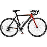 2534; GMC Denali 700c Men39;s Road Bike, Orange