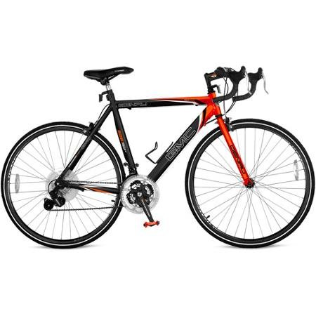 25″ GMC Denali 700c Men's Road Bike, Orange