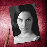 Seasons LIV TYLER - ACEO Sketch Card (Signed by the Artist)