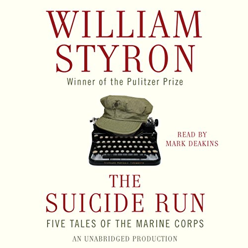 The Suicide Run audiobook cover art