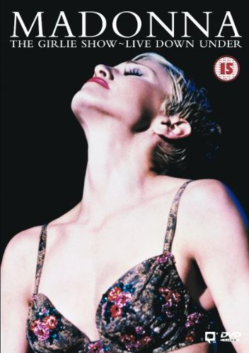 Madonna: The Girlie Show - Live Down Under [DVD] [Region 2] [2003]