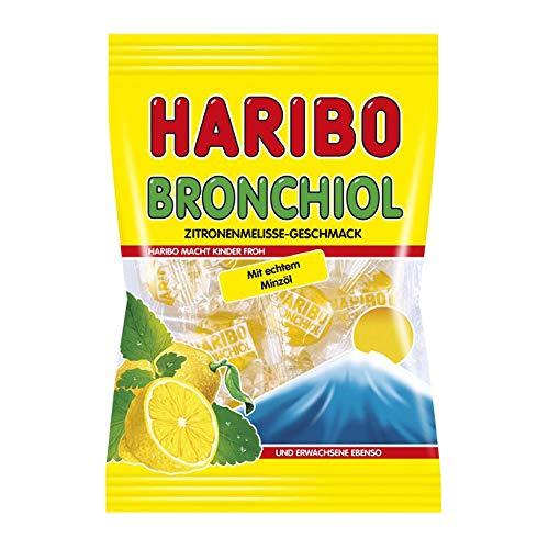 Haribo Bronchiol Zitronenmelisse Gummidrops 100 g
