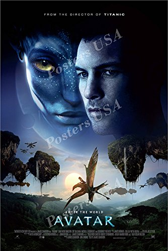 Posters USA - Avatar Movie Poster GLOSSY FINISH - MOV379 (16' x 24' (41cm x 61cm))