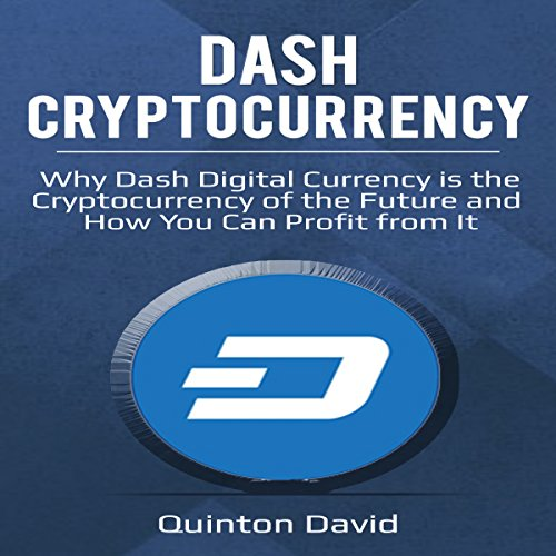Dash Cryptocurrency audiobook cover art