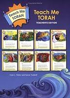 Teach Me Torah - Teacher's Edition 0874418275 Book Cover