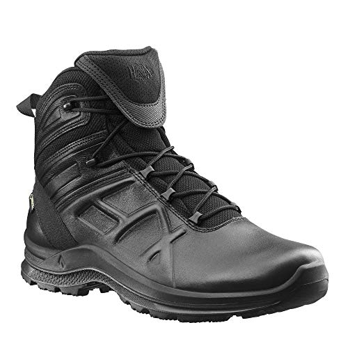 Haix Black Eagle Tactical 2.0 GTX mid/Black. UK 8.0 / EU 42