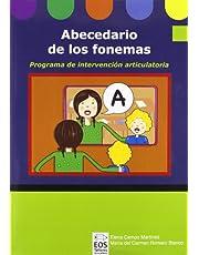 Abecedario de Los fonemas -Libro-Prog.In: Programa de Intervención Articulatoria: 4 (Lenguaje, Comunicación y Logopedia)