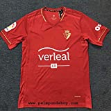 ZA OSASUNA Home Camiseta DE FÚTBOL 2020-2021 (S)