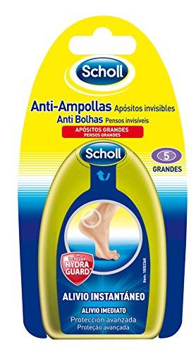 Scholl Apósitos Anti-Ampollas Grandes