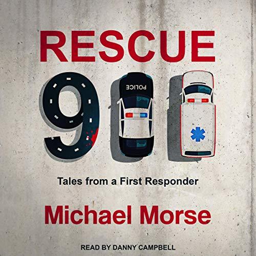 Rescue 911 audiobook cover art