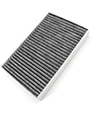 Cabin air filter for Tesla S 2015 2014 2013 2012,Macrofiber with Better Adsorption and Filtering,Replace103512500A