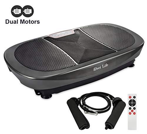 •振動マシン 新3D振動 フィットネスマシン ぶるぶるマシン [1年保証] シェイカー式 スピード調整可能 エク...