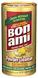 Bon Ami Powder Cleanser for Kitchens & Bathrooms - All types of...