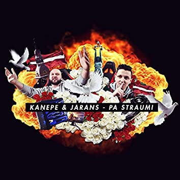 Pa Straumi (feat. Jarāns)