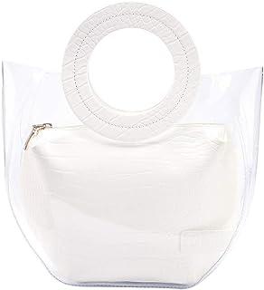 YYW womens Clear Handbag