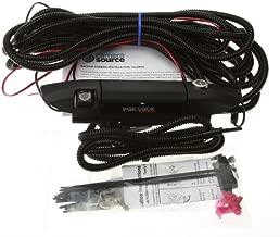 Camera Source CS-TAC-5400 Backup Camera Kit with PopNLock PL5400 fits Tacoma