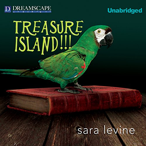 Treasure Island!!! audiobook cover art