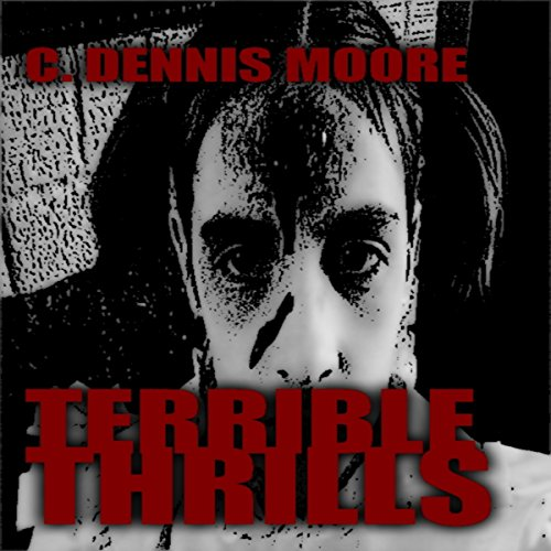 Terrible Thrills audiobook cover art