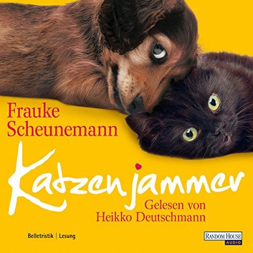 Katzenjammer audiobook cover art
