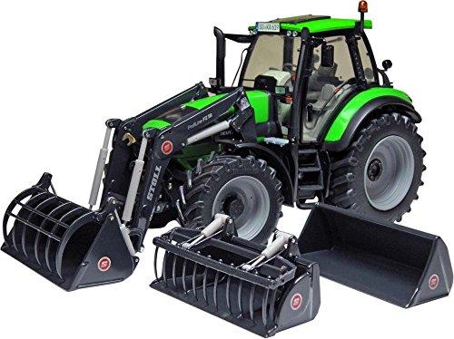 DEUTZ Agrotron 6190 C Shift Avec Chargeur et Accessoires