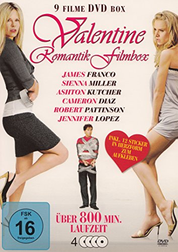 Romantic Filmbox : Kopf über Wasser - Verbotene Liebe - Personal Effects - Life Is Changing - The Answer Man - Serious Moonligh