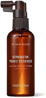 [イニスフリー] innisfree [マイヘアレシピ ストレングス トニックエッセンス(毛根強化用)100ml] MY HAIR RECIPE Strength Tonic Essence 100ml[海外直送品]