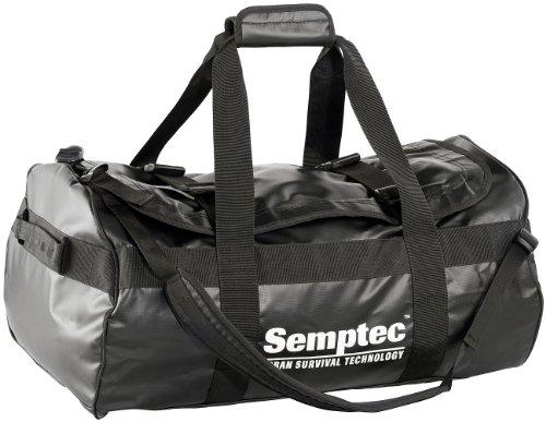 Semptec Urban Survival Technology Taschen: 2in1-Rucksack-Reisetasche aus reißfester LKW-Plane, 65 l (Reiserucksack)