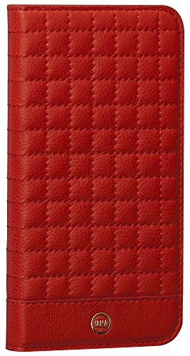 Sena Cases SFD24003ALUS Isa Qulited Wallet Book Schutzhülle für Apple iPhone 6/6s Plus rot