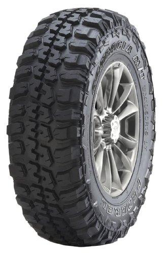 Federal COURAGIA M/T All-Terrain Radial Tire - 35/12.50-18 123Q -  46QD8AFA
