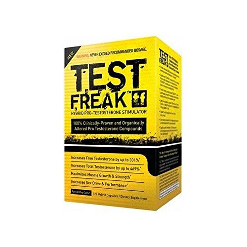 PharmaFreak Test Freak Hybrid Pro-Testosterone Stimulator...