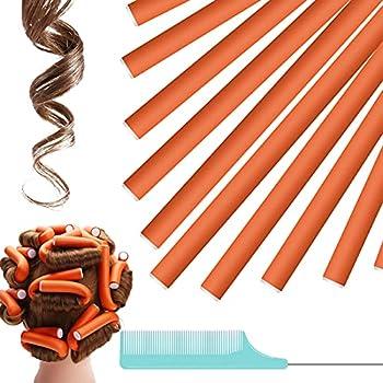 orange flexi rods