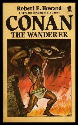 Conan the Wanderer 0722147317 Book Cover