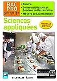 Sciences appliquées 2de, 1re, Tle Bac Pro Cuisine et CSR (2016) - Pochette élè