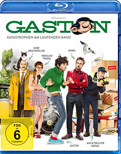 Gaston - Katastrophen am laufenden Band [Blu-ray]