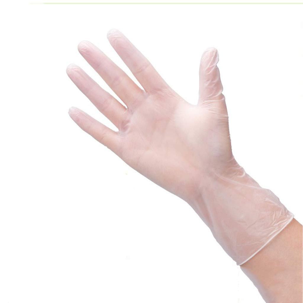 Qq Disposable Pvc Clear Glove Powder Free Multipurpose Dishwashing Kitchen Medical Garden Tattoo 50pcs Size Xl Buy Online In Dominica At Dominica Desertcart Com Productid 197007011