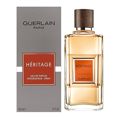 HERITAGE by Guerlain Eau De Toilette Spray 3.4 oz For Men