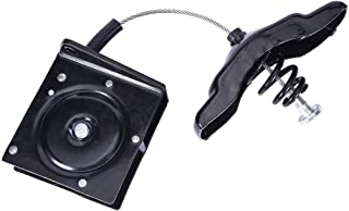 Tfwalog Spare Tire Hoist Carrier Winch for Dodge Ram 2500 3500 924-538 2006-2012, Withstands Wear Prevents Rust (Black)