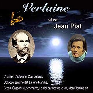Couverture de Verlaine dit par Jean Piat