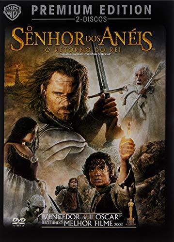 O Senhor Dos Anéis: O Retorno Do Rei [DVD]