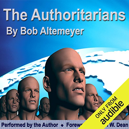 The Authoritarians copertina