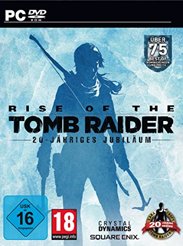 Rise of the Tomb Raider: 20-jähriges Jubiläum - Day One Edition