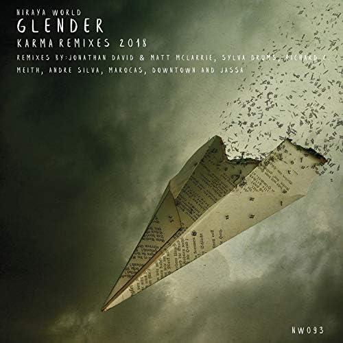Glender, Jonathan David, Matt McLarrie, Sylva Drums, Richard C, Meith, Andre Silva, Marocas, Downtown & Jassa
