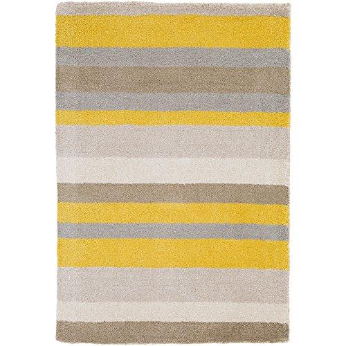 Angelo:Home by Surya MDS-1006 Madison Square handgewebt 100% Wolle Modern 2' x 3' Zitrin