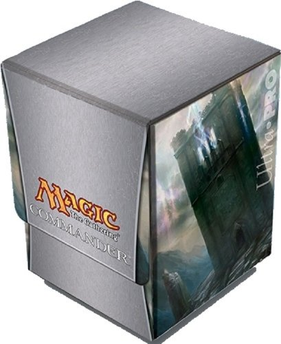 Ultra Pro Command Tower Box - Magic: The Gathering - Commander 100+