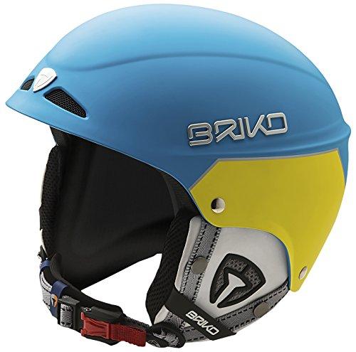 Briko Snowy Ski-Helm, unisex, Blau, Größe57-58