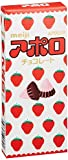 Meiji - Apollo Strawberry Chocolate (Pack of 10)