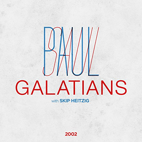 48 Galatians - 2002 audiobook cover art