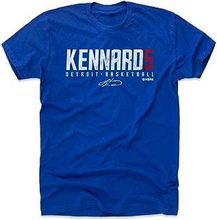 500 LEVEL Luke Kennard Shirt - Detroit Basketball Men's Apparel - Luke Kennard Kennard5